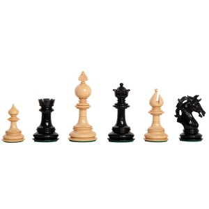 "The Martinique Series Luxury Chess Pieces - 4.6"" King"