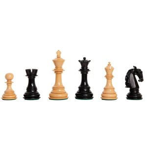 "The Lancaster Series Luxury Chess Pieces - 4.4"" King"