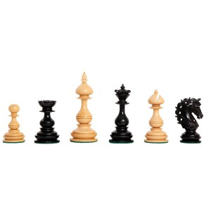 "The Arabian Series Luxury Chess Pieces - 4.4"" King"