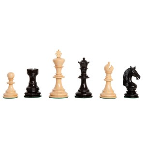 "The Tediore Series Luxury Chess Pieces - 4.4"" King"