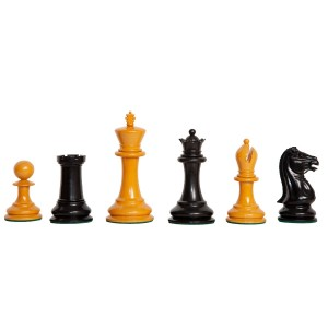 "The Atlas Series Luxury Chess Pieces - 4.4"" King"