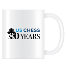 80 Years - US Chess Federation Coffee Cup
