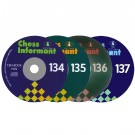 Chess Informant on CD - One Year (Four Issue) Subscription