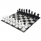 "25"" Giant Chess Set - Includes Pieces and Board"