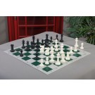 "IMPERFECT - The Master Series Plastic Chess Pieces - 3.75"" King"