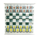 """36"""" Pouch-Style Chess Demonstration Set - NO BAG"""