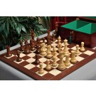 "The 6"" Classic Series Chess set, Box, & Board Combination"
