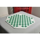 "4 Player Vinyl Chess Board - 1.56"" Squares"