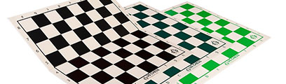 Single-Fold Chess Board