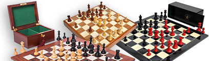 Wood Chess Sets 2