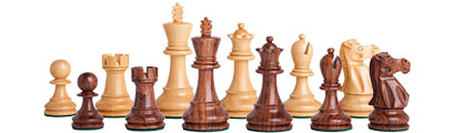 Wood Chess Pieces 2