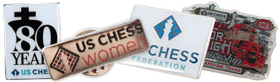 Chess Pins