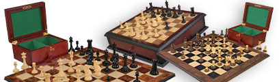 Luxury Wood Chess Sets 2