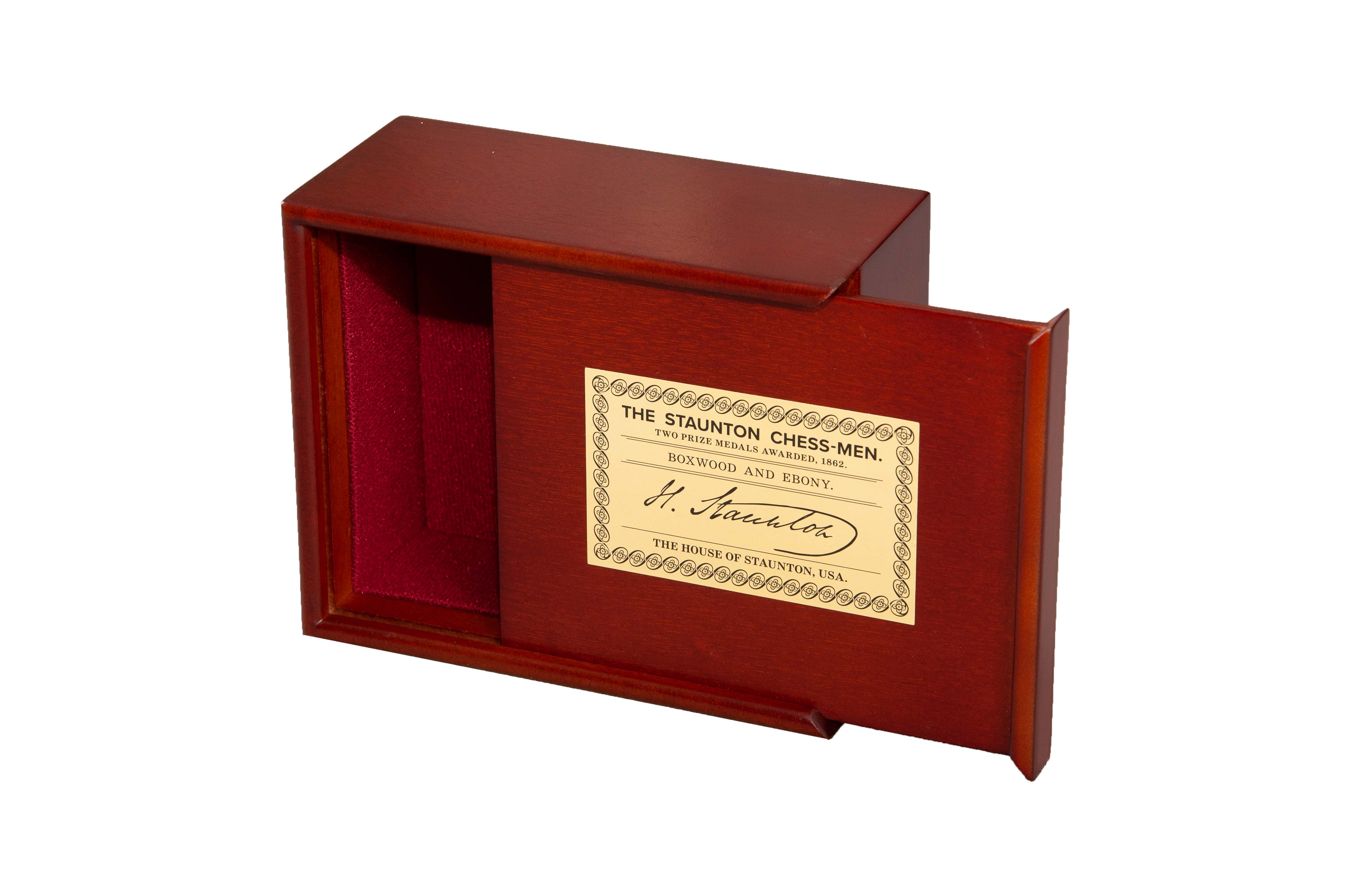 The 1862-1864 Library Slide Top Chess Box