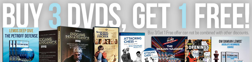Chess DVD Collections | Shop for Chess DVD Collections