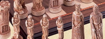 Themed Chess Pieces 3