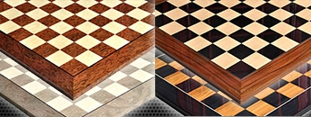 Wood Chess Boards 2