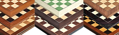 Wood Chess Board 2