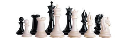 Ivory Chess Pieces